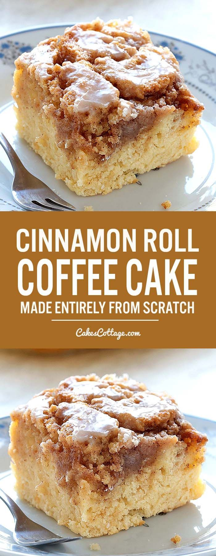 755 best breakfast ideas images on pinterest baking recipes easy cinnamon roll coffee cake forumfinder Image collections