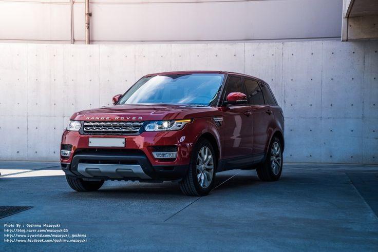 뽐뿌:자동차포럼 - 레인지 로버 스포츠 HSE (Range Rover Sport HSE) 인증 샷 올립니다. (시승기 인증샷)