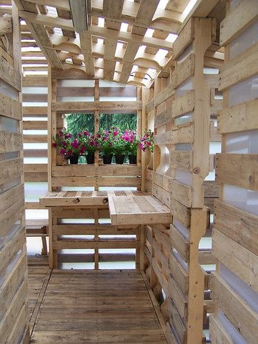 Easy diy garden shed plans do it yourself mother earth for Do it yourself greenhouse plans