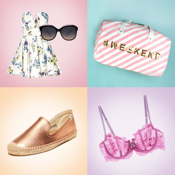 WIN a $2,000 Shopping Spree! Get a new summer wardrobe from head to toe—and even underwear, too! Enter Now!