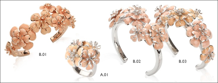 Roberto Poggiali, #PoggialiRoberto, #amazingjewellery, #bouquet, #fiore, #flower, anello, #ring, ,bracciale, #bracelet, #cipria, pale #pink, #silve, #argento, placcato oro rosa, #pinkgold plated, , smalto, enamel, brillanti, #diamonds, gioiello, #jewel, artigianale, #handcraft, oreficeria fiorentina, florentine #goldsmith, #maestro #orafo #Firenze, #Florence, www.robertopoggiali.it