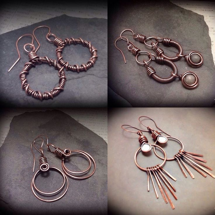 121 best Wire jewelry images on Pinterest | Jewelry ideas, Wire ...