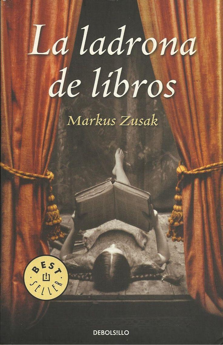 La ladrona de libros de Markus Zusack
