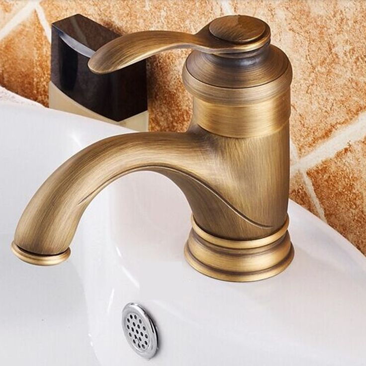 Free shipping Tea pot antique bathroom basin mixer tap with solid brass antique faucet of hot cold antique basin sink faucets - ICON2 Luxury Designer Fixures  Free #shipping #Tea #pot #antique #bathroom #basin #mixer #tap #with #solid #brass #antique #faucet #of #hot #cold #antique #basin #sink #faucets