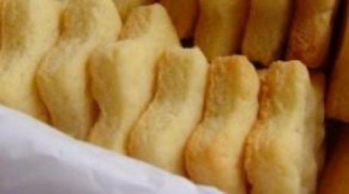 Biscoitinhos crocantes sem glúten e sem leite - Recepedia | E sua receita, qual é?