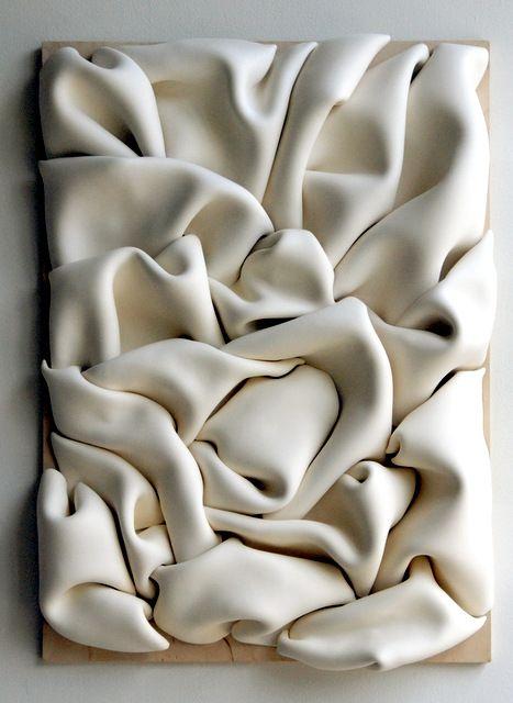 用陶瓷做!!by Jeannine Marchand More