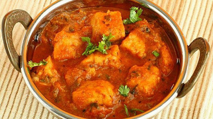 Kashmiri Fish Curry