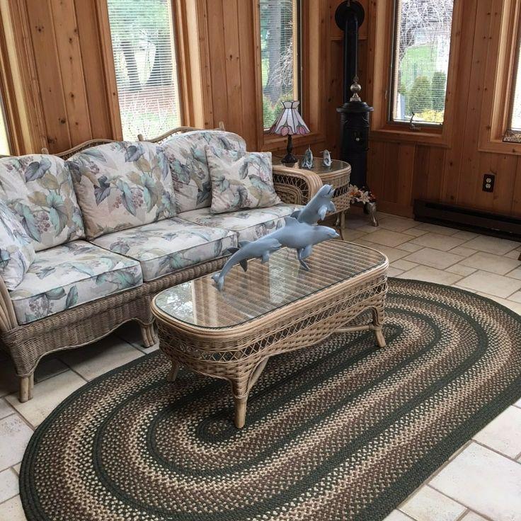 Custom braided rugs. Call for samples