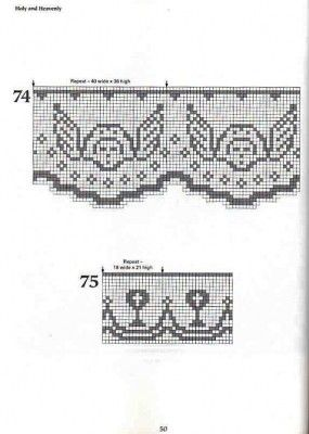 101 Filet Crochet Charts 50.jpg