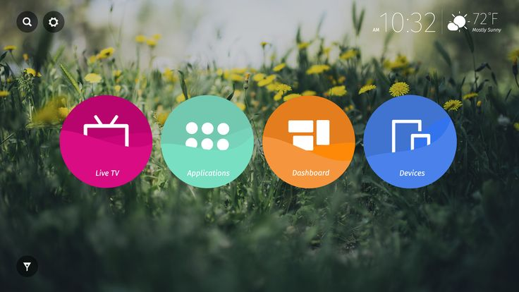 Firefox OS TV User Interface & Animation Design - Mozilla | MDN