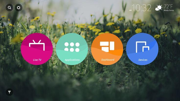 Firefox OS TV User Interface & Animation Design - Mozilla | MDN