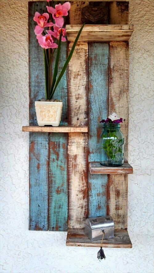 Shelf $DIY Fence Pickets