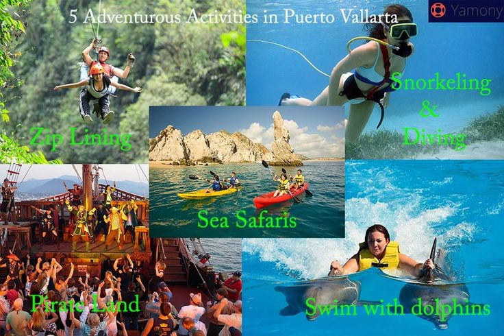 5 of the Best Adventurous Activities to Do in Puerto Vallarta