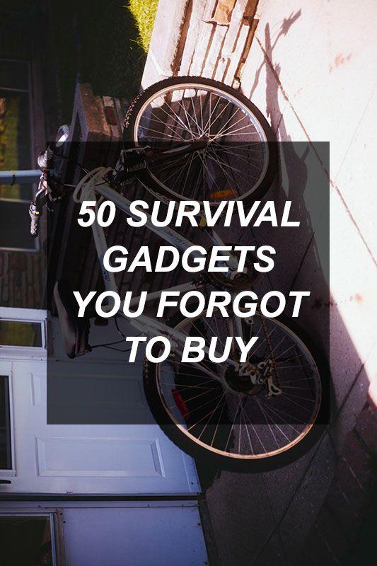 50 Survival Gadgets You Forgot to Buy   Survival Shelf   Survivalist & Prepper Links