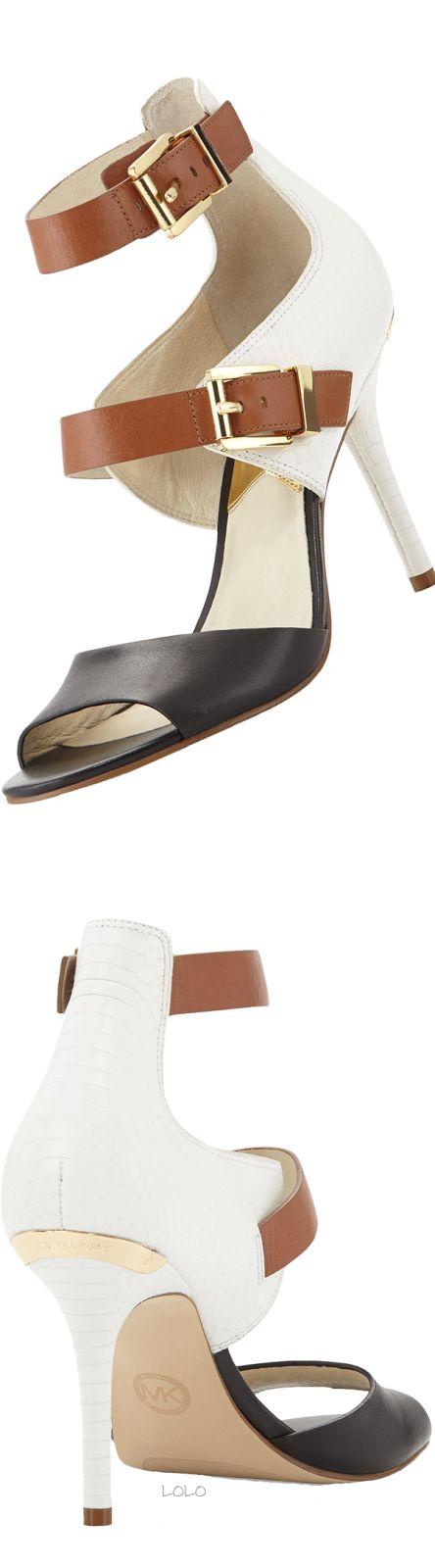 MICHAEL Michael Kors Adriana Ankle-Strap Sandal