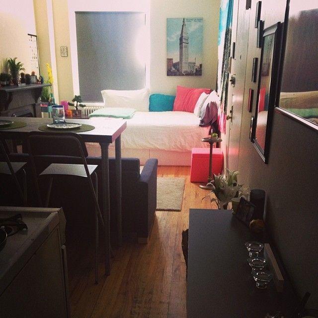 Boston Studio Apartments: 17 Best Ideas About Tiny Studio Apartments On Pinterest