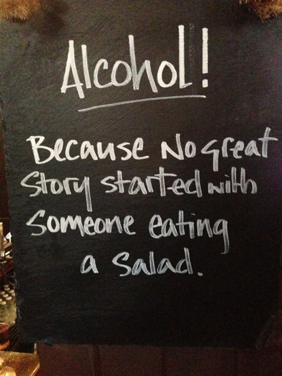 #alcohol #booze #sign #typography
