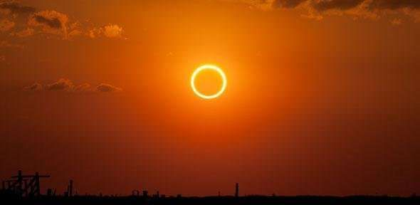 Oldest recorded solar eclipse helps date the Egyptian pharaohs