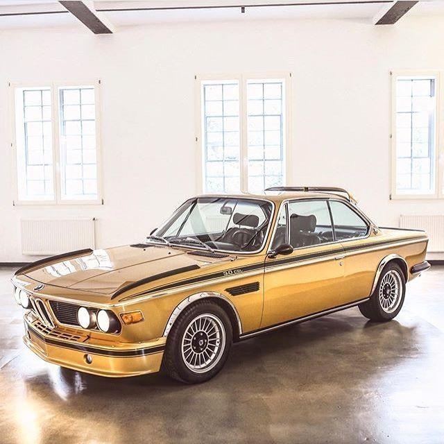 Einfach umwerfend #BMW #BMWClassic # BMWE9 # BMWE9CSL #BMWCSL