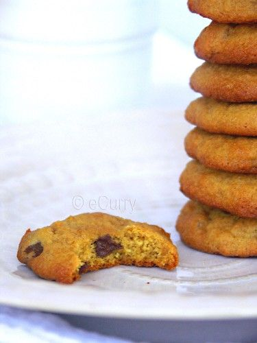 Chocolate Chip Ginger Cookies | Gimme some sugar, baby!! | Pinterest