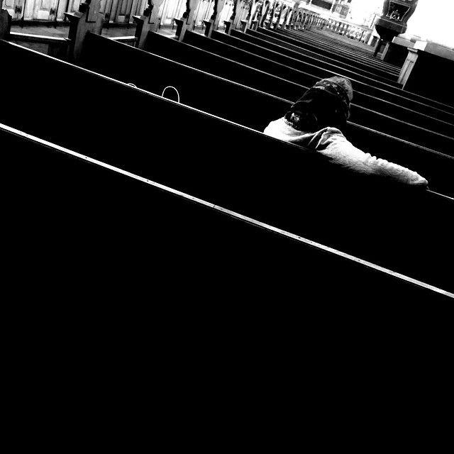 #meditation #ig_global_bw #church #copenhagen #igersdanmark