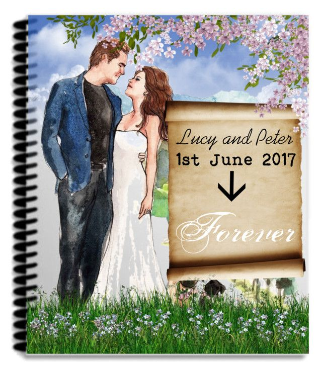 Wedding book by slytheriner on Polyvore featuring art