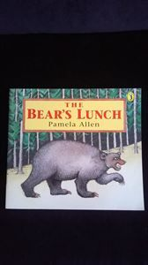 """Picture of """"The Bears Lunch"""""""