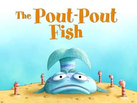 Plopping pouter a short film for the pout pout fish for The pout pout fish book