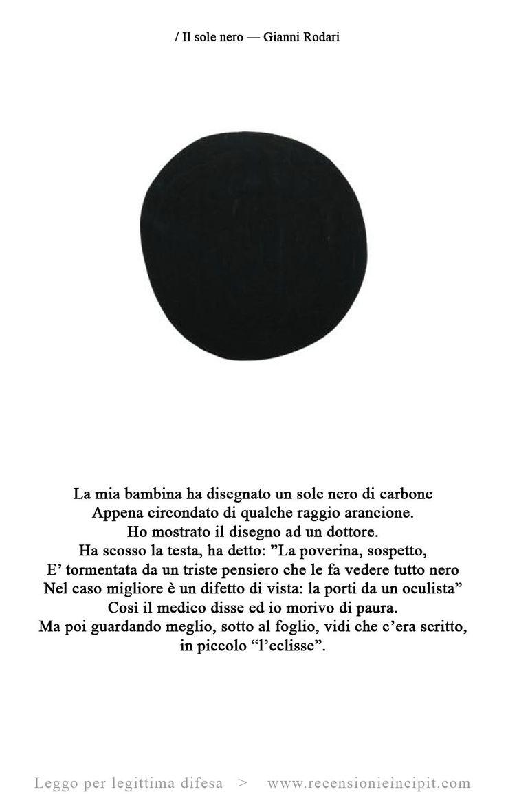 / Il sole nero
