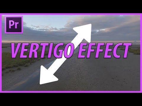 How to Create the Vertigo Stretch Effect in Premiere Pro CC