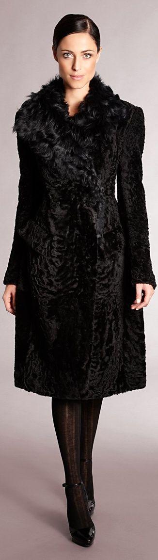 Persian Lamb Coat