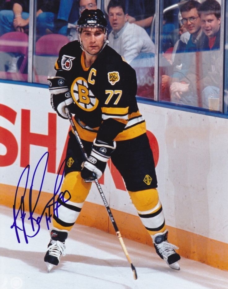 Ray Bourque.. If we have a boy chad will have bruins everywhere