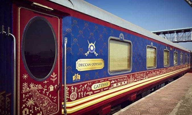 Experience Several Theme Destinations through Deccan Odyssey Train