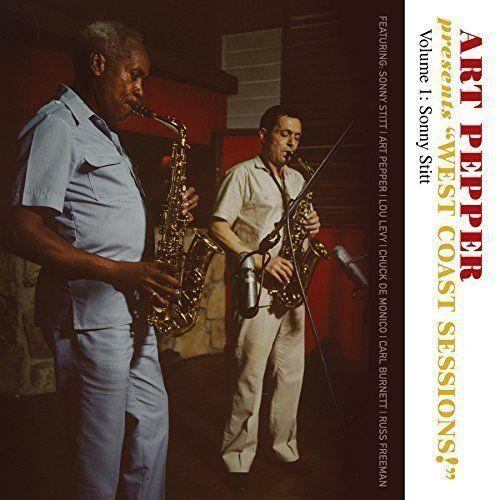 Art Pepper Presents West Coast Sessions Volume 1 -  2 CD  Nuovo Clicca qui per acquistarlo sul nostro store http://ebay.eu/2jRhJbE