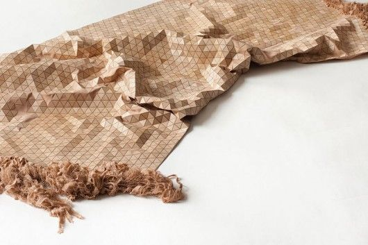 Reflective Concrete, Wooden Textiles And More: Five Materials You Never Knew Existed