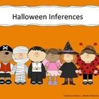 Free! Halloween Inferences....make basic inferences by using context clues