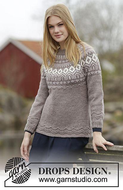 94 best fair isle patterns images on Pinterest   Beautiful ...