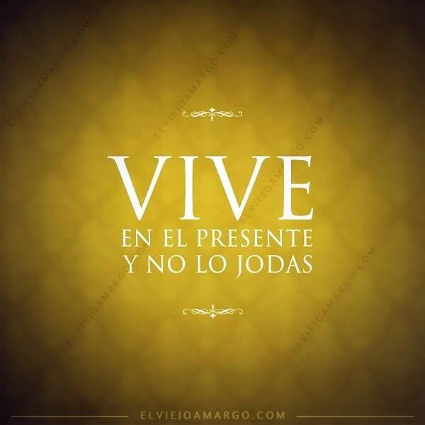 VIVE Frases palabras amor vida yo