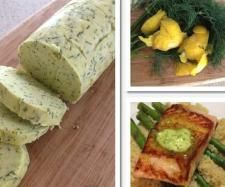 Lemon & Dill Butter | Official Thermomix Recipe Community