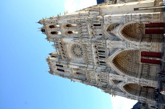 La cattedrale di Amiens: la Bibbia di pietra www.arttrip.it/cattedrale-di-amiens/