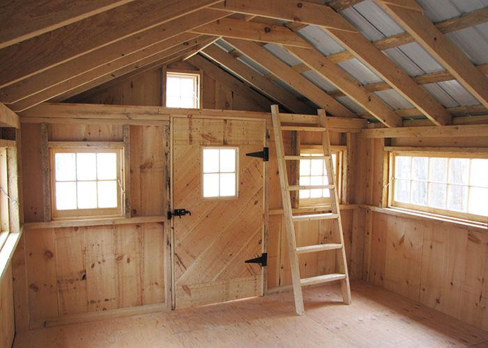 Best 25 large sheds ideas on pinterest craftsman sheds for Shed with loft and porch