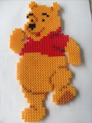 Winnie the Pooh hama beads by anousdeux01
