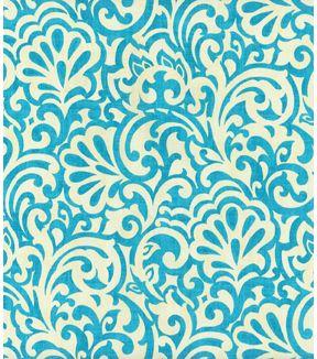 Waverly Modern Essentials Print Fabric Do The Twist Cypress Fabrics Pinterest