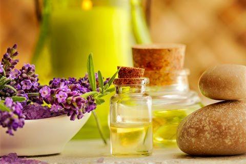 DIY-Rezept: Badeöl für Entspannungsbad aus nur 4 Zutaten - Besonders geeignet bei Stress, Prüfungsangst und seelischen Belastungen ...