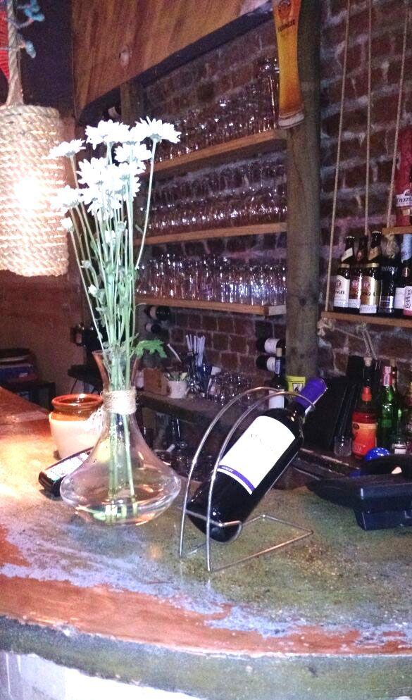 Bar restaurante Pulcinella en Cali