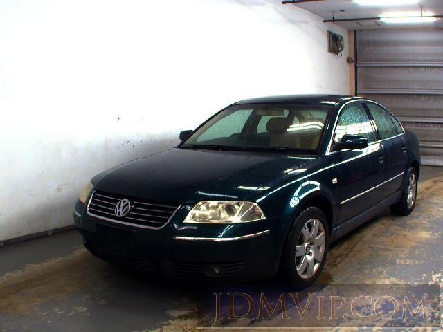 2003 VOLKSWAGEN VW PASSAT WAGON _V6_4M 3BAMXF - http://jdmvip.com/jdmcars/2003_VOLKSWAGEN_VW_PASSAT_WAGON__V6_4M_3BAMXF-2Du6lr4KuOhLe-37