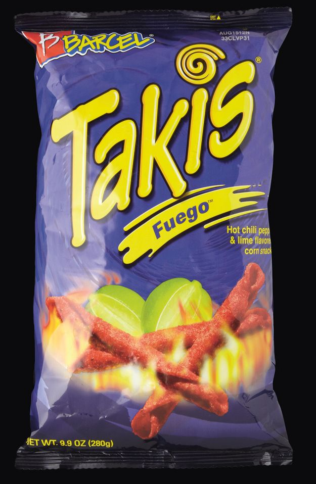 There's something wrong if you don't like Takis . They're amazing <3