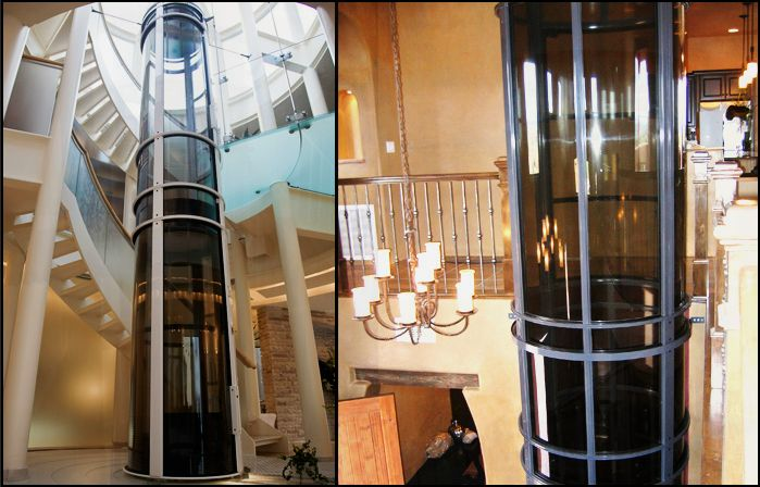 Residential and home elevators for sale pve photo for Houses with elevators for sale
