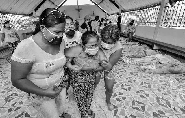 Hoy es Noticia : Mocoa cinco dís despues de la tragedia