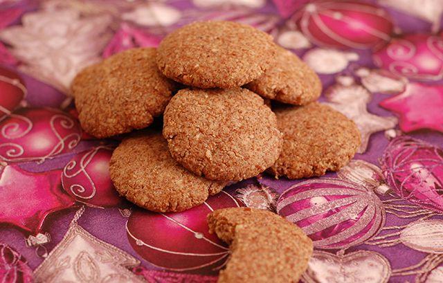 Zázvorové • sušenky